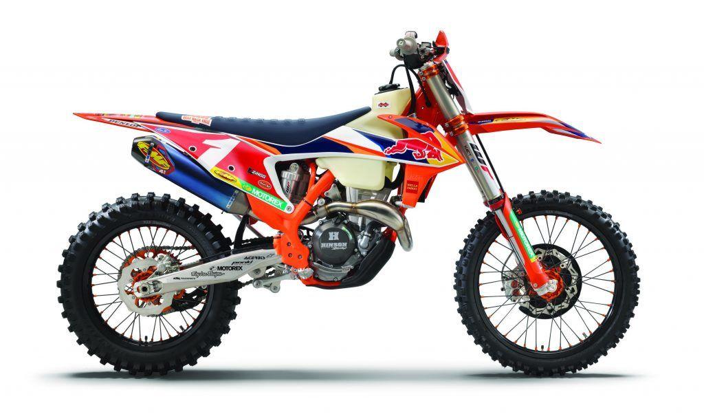 2021 Ktm 350 Xc F Kailub Russell Special Edition Dirt Bike Magazine Ktm Ktm Dirt Bikes Motorcross Bike
