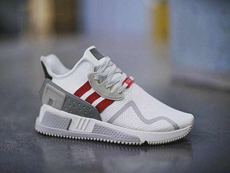 detailed look 35f74 9d936 ... 47c81 26354 Adidas EQT Cushion ADV White Grey Red Cp9460 2018 New Shoe  Air Max 270 096de 9e7cf adidas Shoes Ua Eqt Cushion Adv Asia Cp9460 Size 10  ...