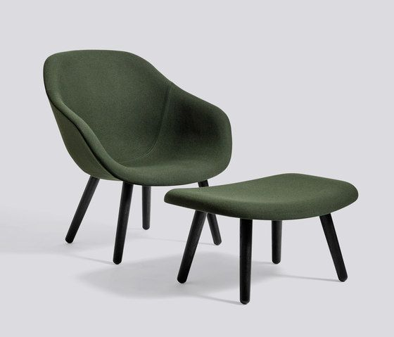 Hay Lounge Stoel.About A Lounge Chair Aal82 By Hay Lounge Chairs Workshop 3