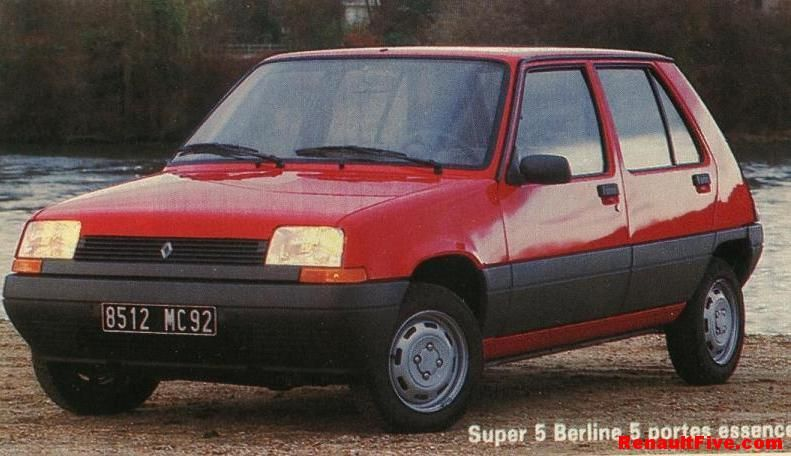 Renault 5 Tl Renault Pinterest Cars And Vehicle