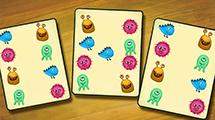 Toutes les cartes en main
