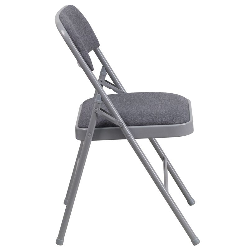 folding chair with cushion hammock c stand metal cushions best chairs pinterest