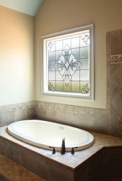 Window Above Tub Design Ideas Pictures Remodel And Decor Page