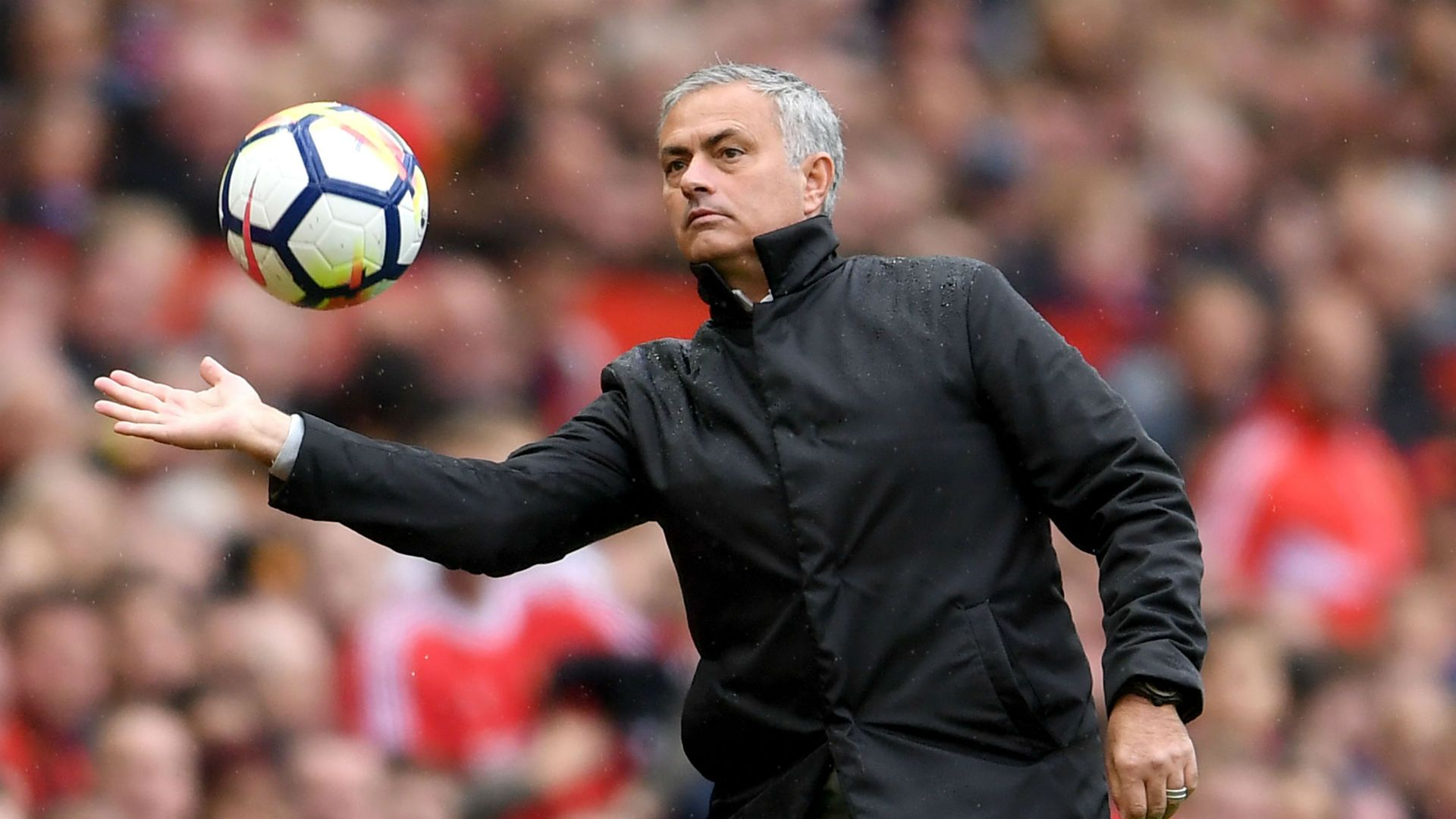 The Special One has six 'chosen ones' Blind says Man Utd