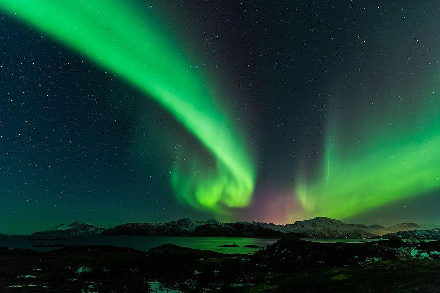 Polarlicht, Norway