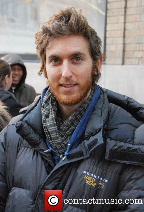 Jesse Carmichael  - 2021 Light brown hair & alternative hair style.