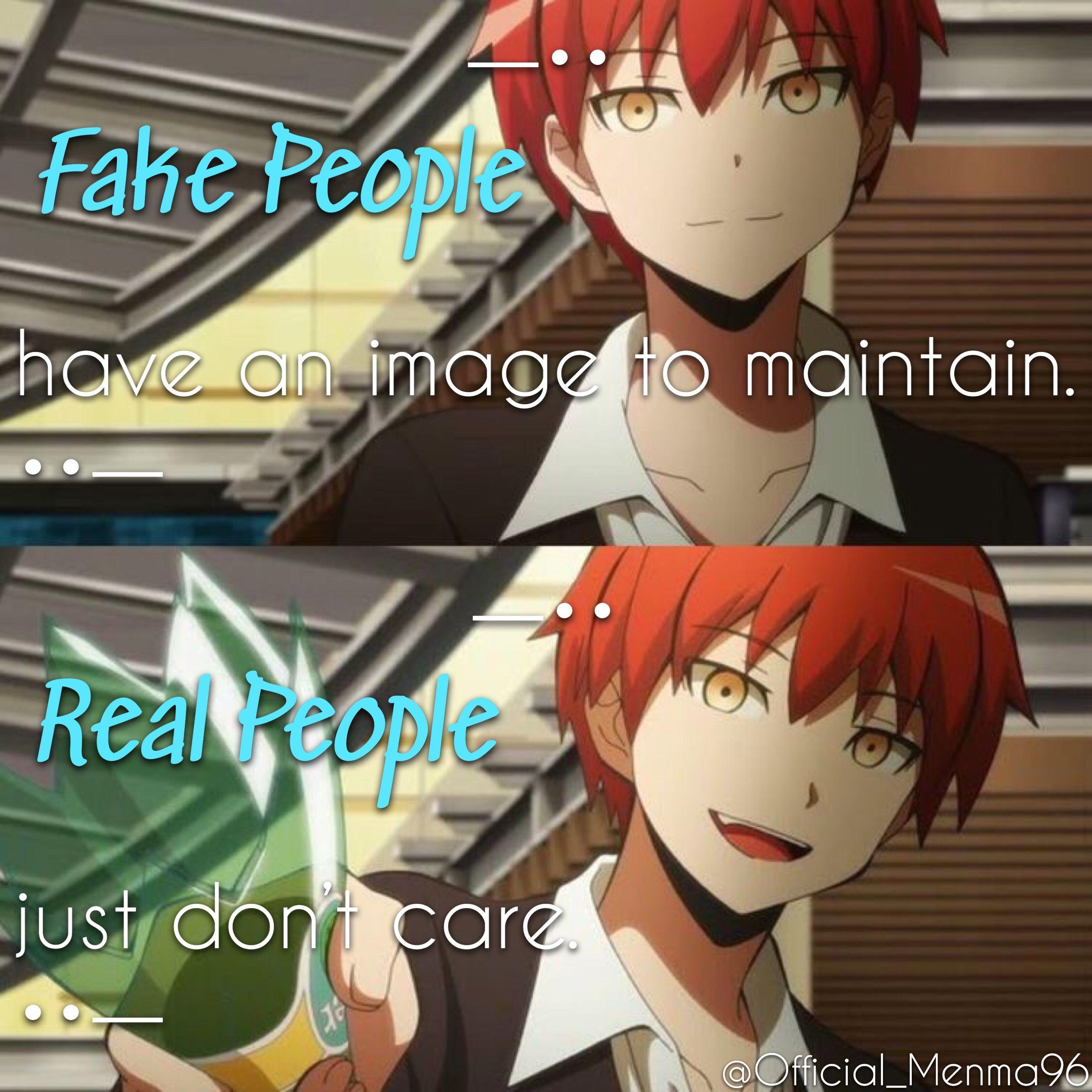 Karma Akabane || Assassination Classroom || Anime Quote - Karma Akabane || Assassination Classroom |... - #akabane #anime #assassination #classroom #karma #quote - #Quotes