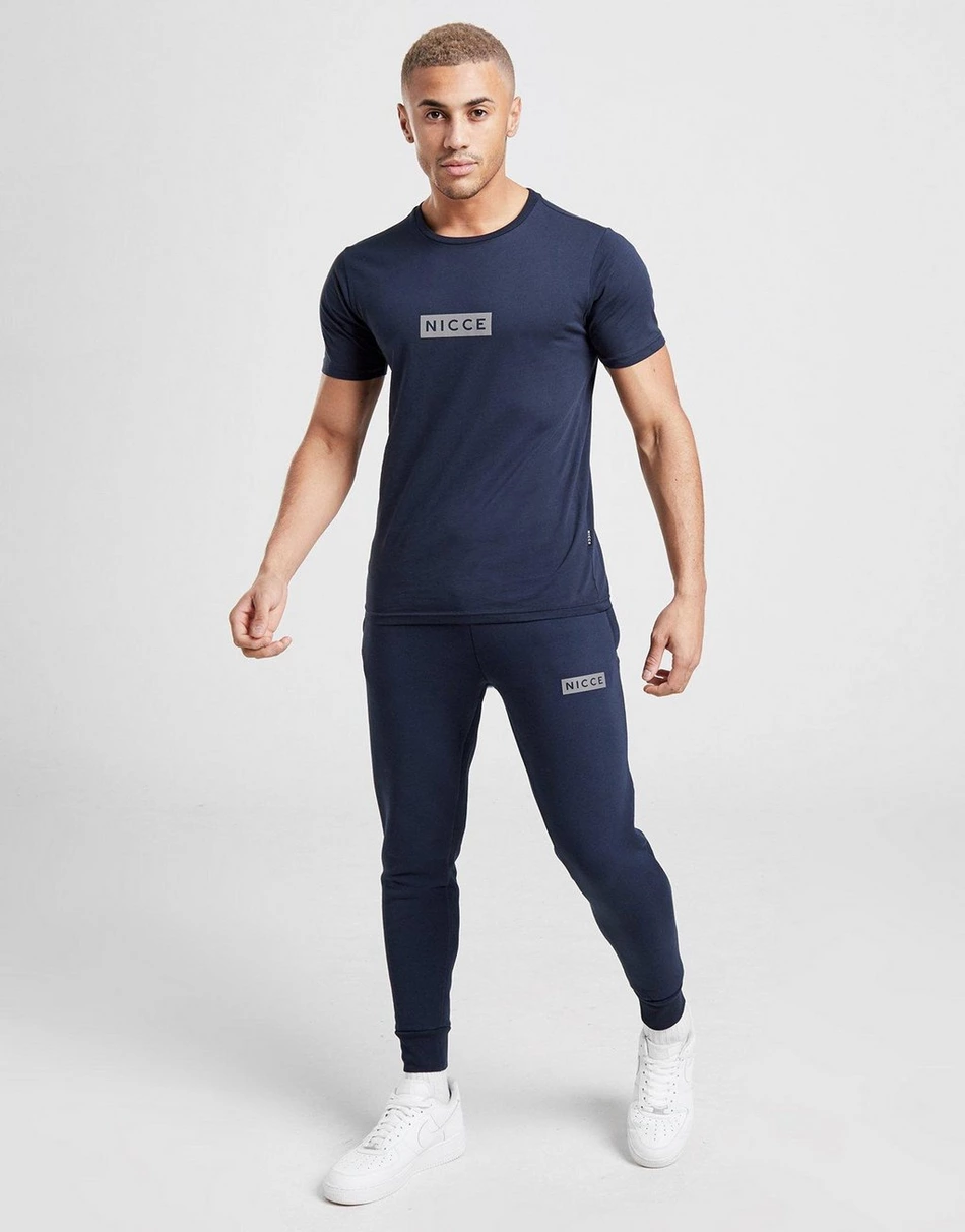 Nicce Base Reflective Logo Joggers in 2020 Joggers