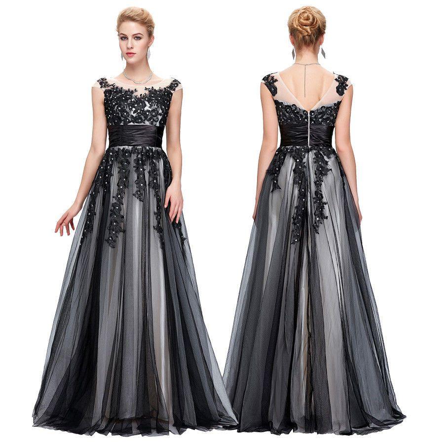 Ball evening dress masquerade prom elegant formal vintage