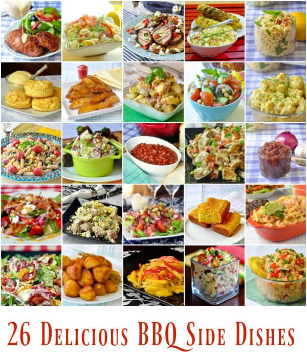 Bbq Side Dish Recipes: 20 Best Barbecue Side Dishes