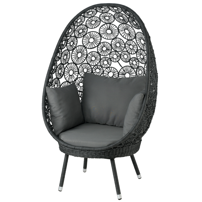 Find Mimosa Wicker Standing Egg Chair at Bunnings