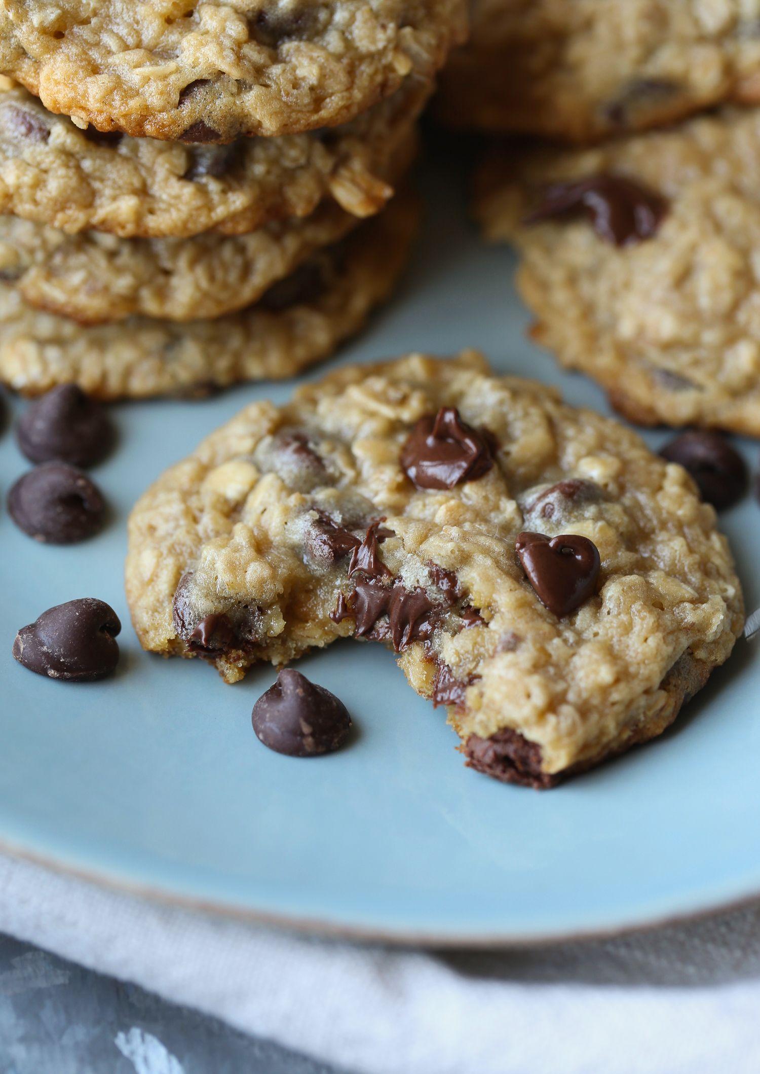 cookies recept havregryn
