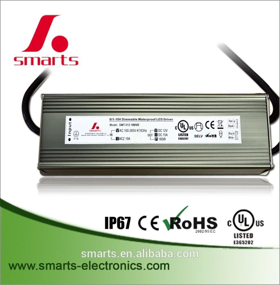 Check Out This Product On Alibaba Com App High Power Waterproof Ip67 Cv 12 Volt 200 Watt 12vdc 200w 12v Dc 0 10v D Waterproof Led Led Drivers High Bay Lighting