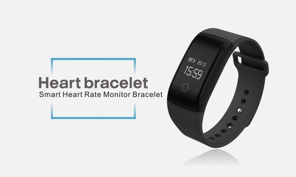 Smart Bracelet dynamic Heart Rate Blood Pressure Blood