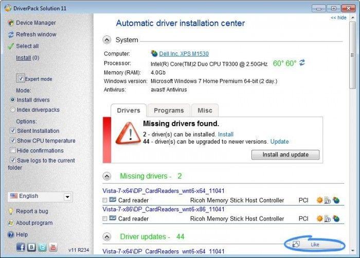 Скачать Driverpack Solution Offline Для Windows 7 64 Bit Torrent - фото 7