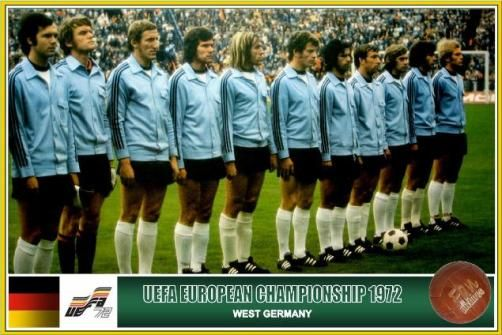 Fan Pictures European Football Championship 1972 West Germany Team Gerd Muller European Football Championship European Championships
