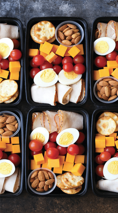21 Protein-Packed Lunches for Kids images