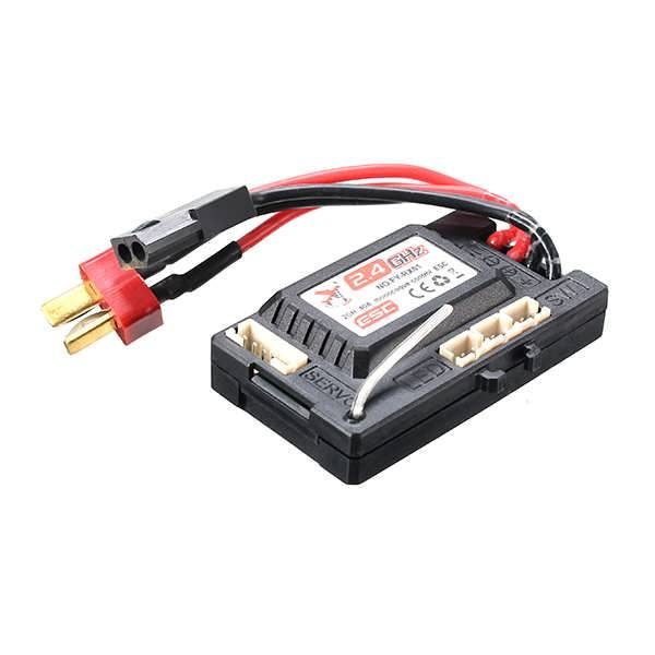 Feiyue Receiver Box FY-RX01 For FY-01/02/03 1/12 RC Cars Parts ...