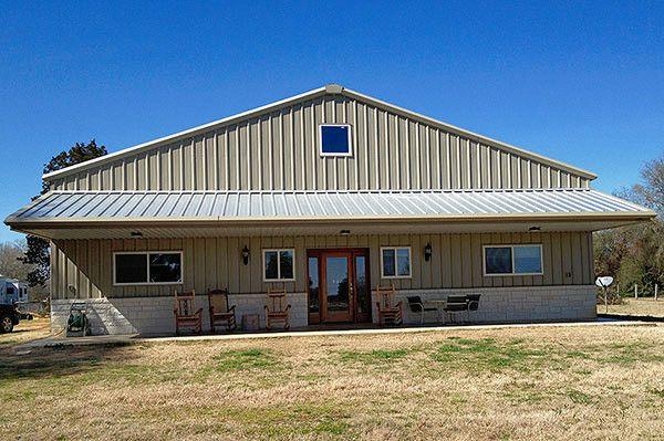 Truly Custom Built Texas Barndominiums Homes And Retreats