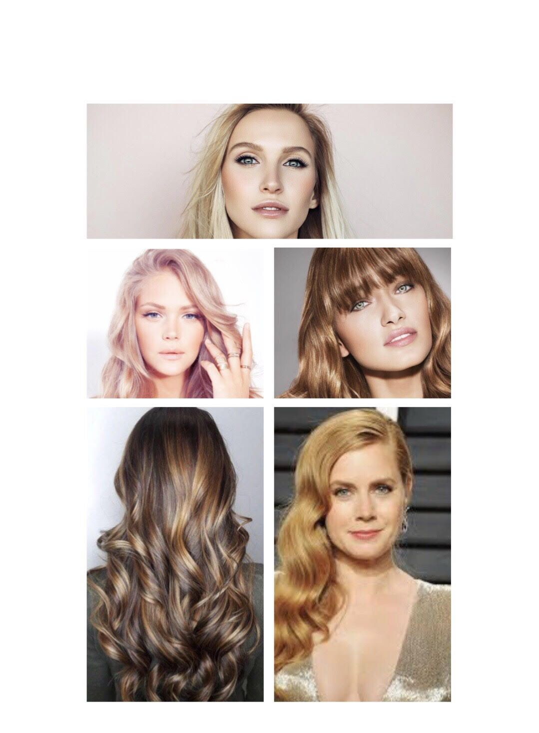 Changing your hair color can make you look 5 years younger ! we have ...