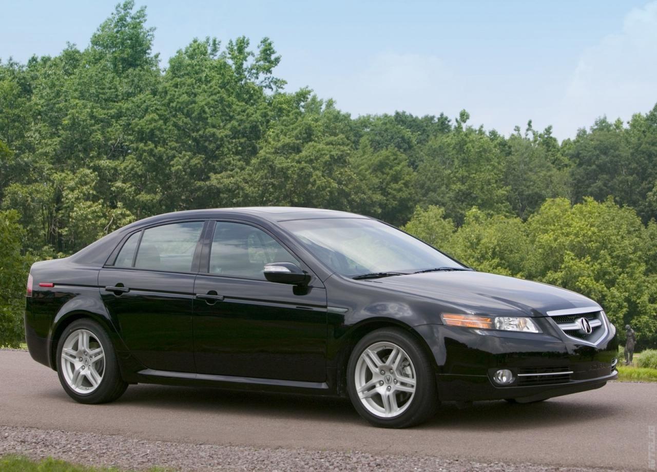 2007 Acura Tl Acura Tl Acura My Ride
