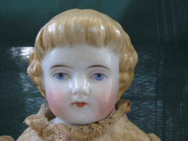 Antique China Head Doll 1800's