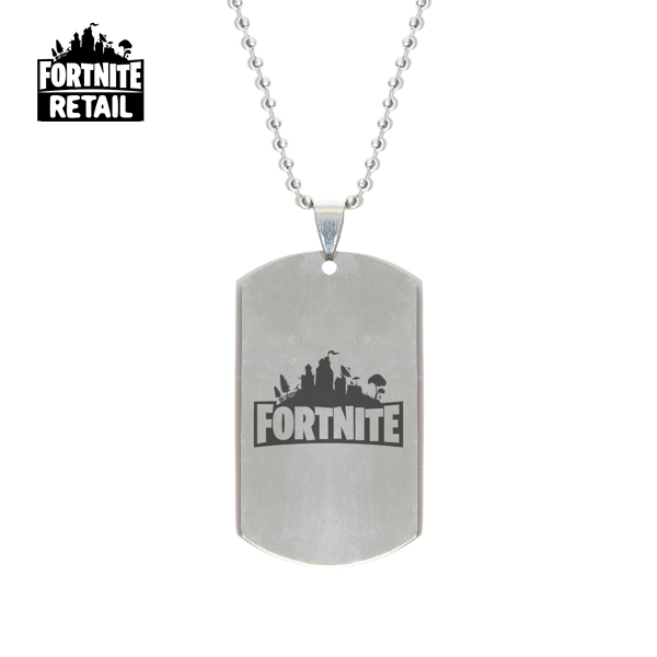 Free Fortnite Stainless Steel Necklace Stainless Steel Necklace Outfit Accessories Stuff To Buy