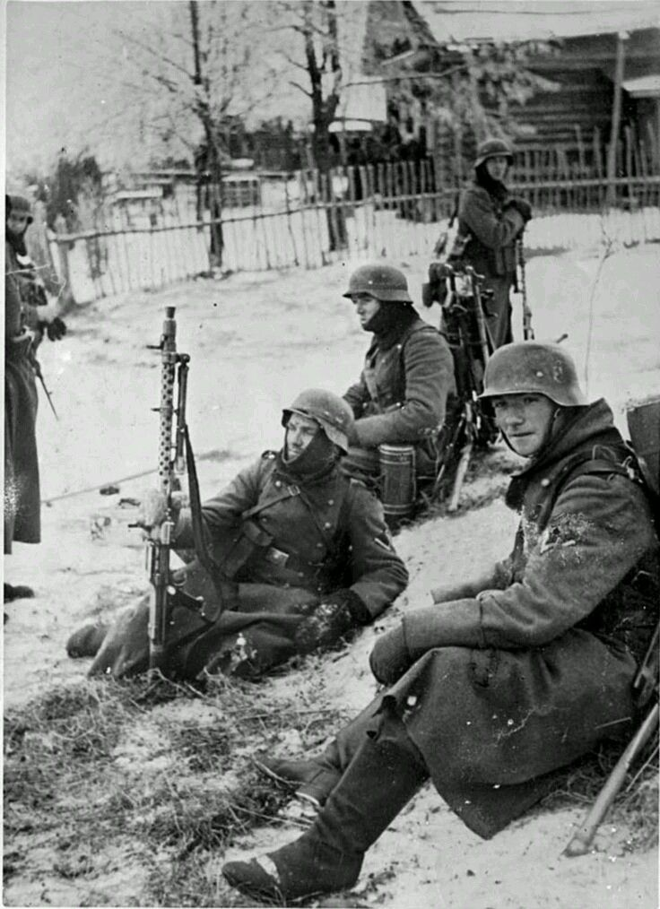Der Wehrmacht an der Ostfront