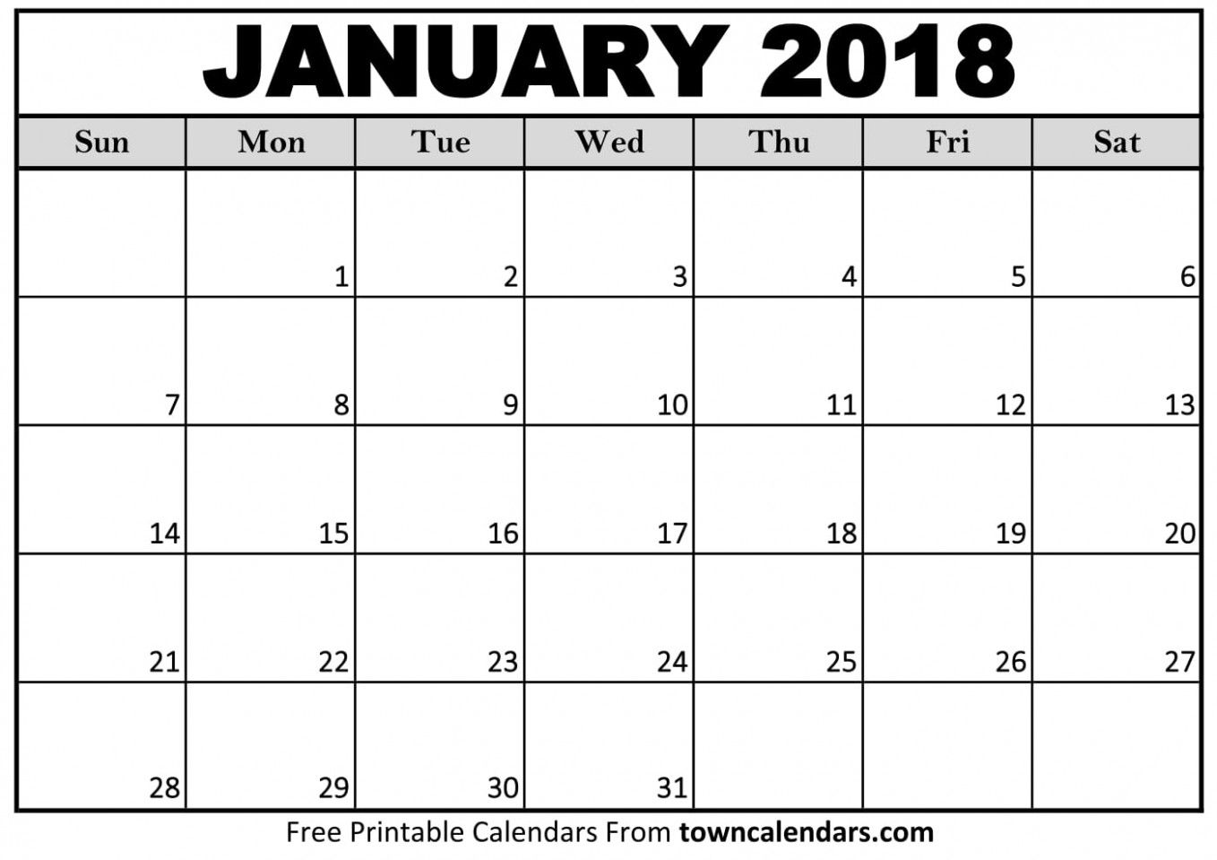Calendar Template January Everything You Need To Know