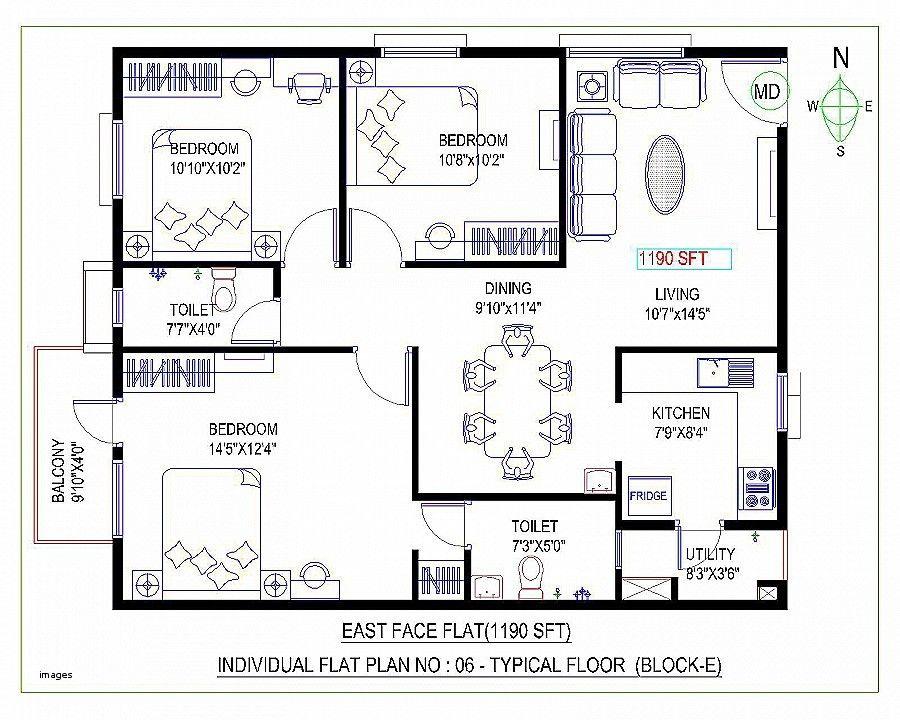 Vastu House Plans North Facing 3d Vastu House Unique House Plans House Floor Plans