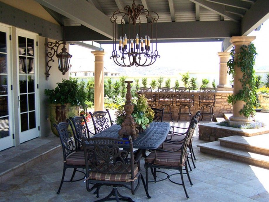 Semi Indoor Outdoor Dining Room Outdoor Rooms Outdoor Garden