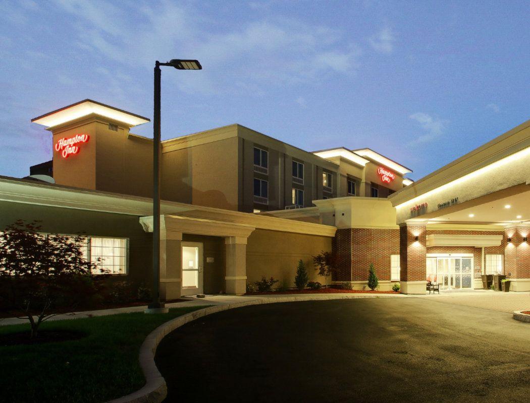 Hampton Inn Pawtucket Hampton inn, Hotel, Inn