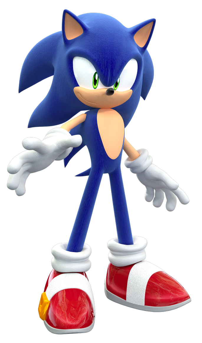[Wreck-It Ralph] Sonic The Hedgehog by Fentonxd on DeviantArt #wreckitralph
