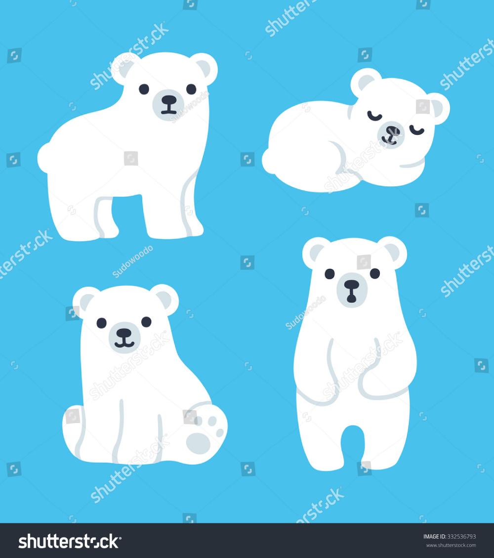 Cute Bears Wall Art For Kids Zazzle Com Polar Bear Drawing Baby Animal Drawings Polar Bear Art