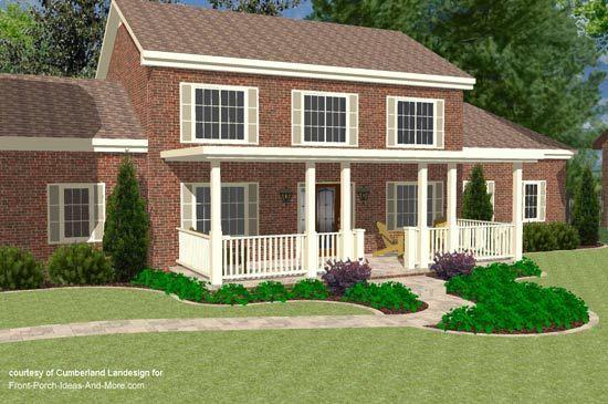 Porch Roof Designs Front Porch Designs Flat Roof Porch Porch Roof Design Porch Design Front Porch Design