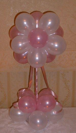 Balloons Balloon decor Pinterest Globo, Centros de mesa y - imagenes de decoracion con globos