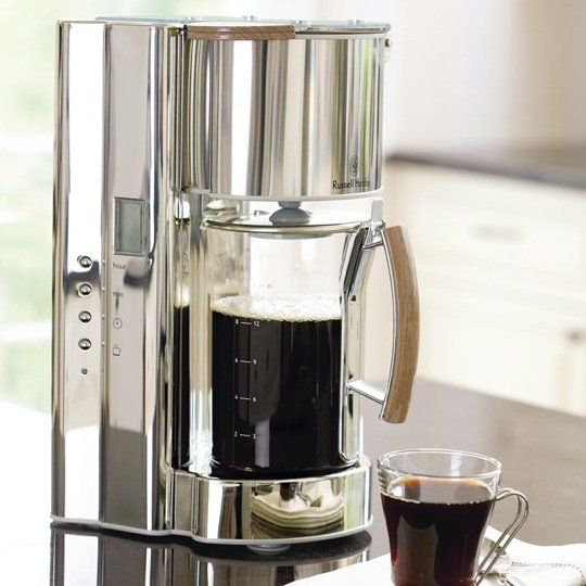 Hot Tip! Coffee & Tea: A Coffee Maker Two-fer