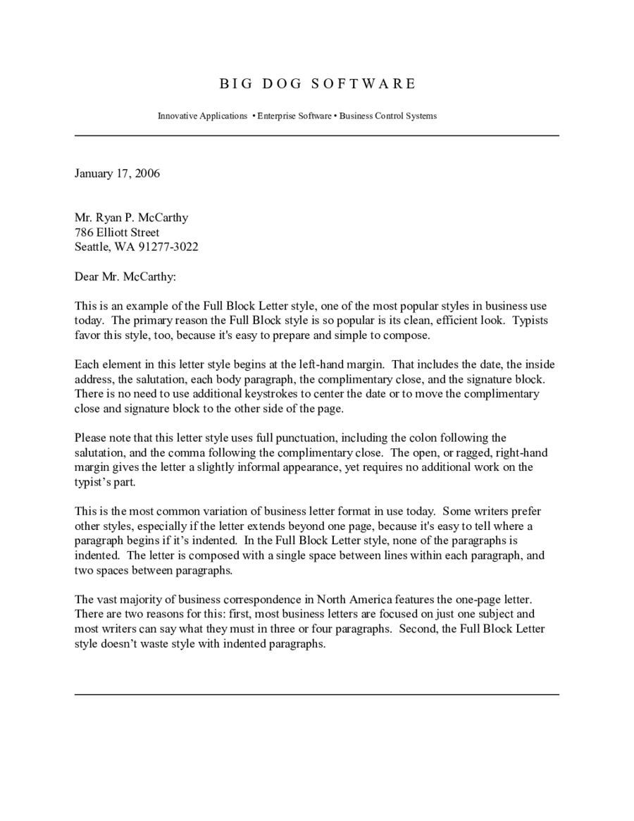 business letter format how write heading professional home design