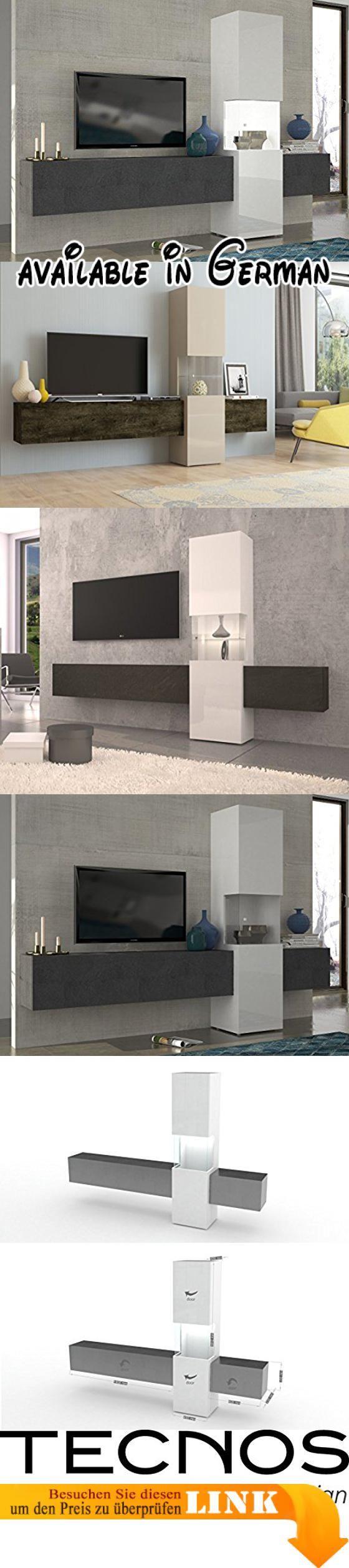 Faszinierend Wohnzimmerschrank Hängend Dekoration Von B01mzi0tum : Wohnwand | Mediawand | Wohnzimmer-schrank