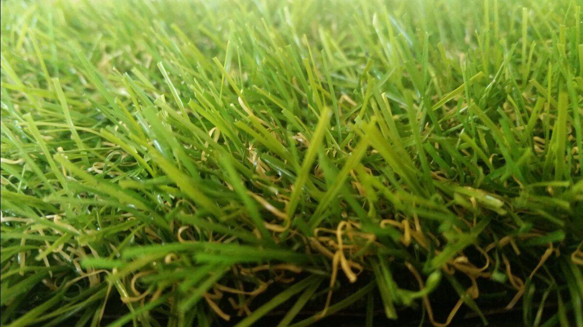 Pet Zen Garden 1-inch Artificial Grass Patch w//Drainage Holes /& Rubber Backin...