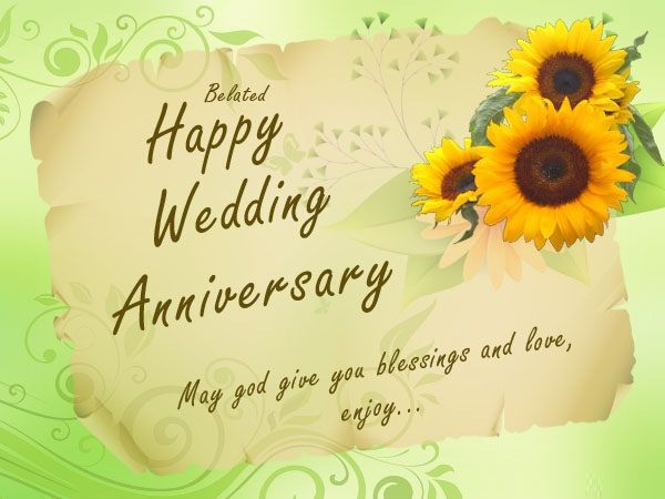 Happy marriage anniversary wishes for husband and wife happy