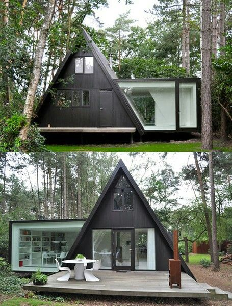 My Dream A Frame Container House Design Container House Building A Container Home
