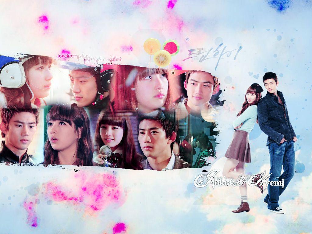 dream high wallpaper #suzy #taecyeon | korean dramas | pinterest