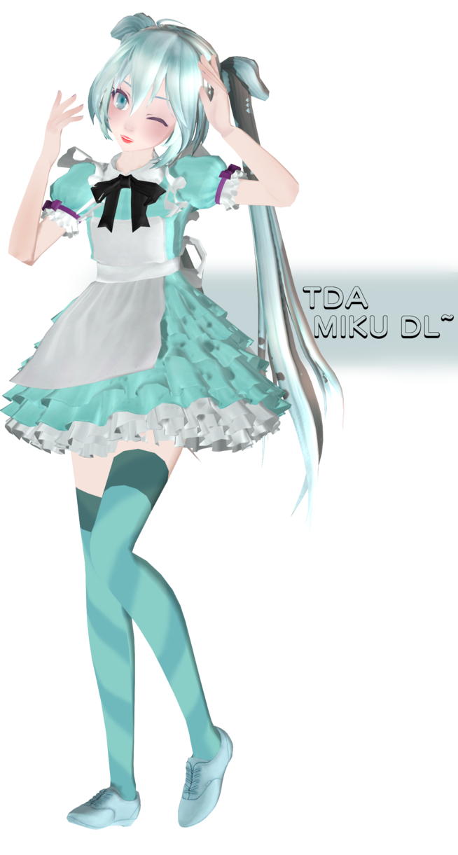 personnage mmd