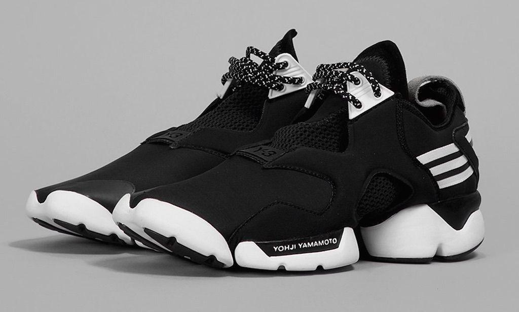 Yohji yamamoto shoes, Sneakers