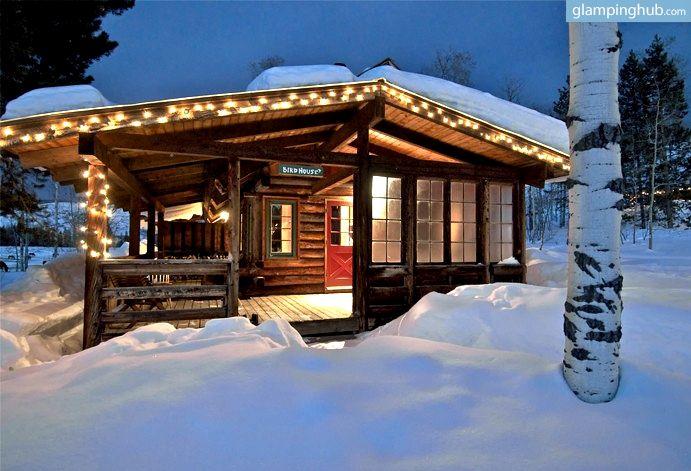 Luxury Cabins by Elk River, Colorado | Fab Cabins | Cabin