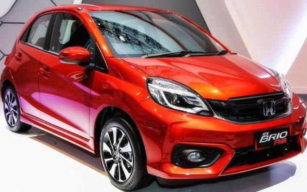 Honda Brio Will Be Release And With Price  And New Have Exterior Standard Conformities