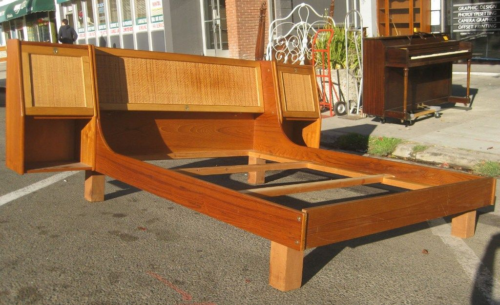Best Mid Century Modern Bed Frame And Headboards Bed Frame 400 x 300