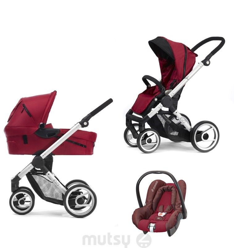 Mutsy Evo Gondola Spacerowka Fotelik Maxi Cosi Citi Maxi Cosi Baby Wearing Baby Strollers