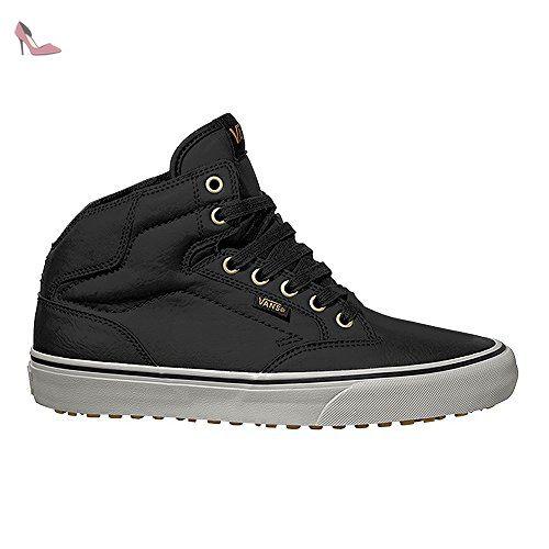 Winston Hi, Sneakers Hautes Homme, Gris (MTE), 42.5 EU (8.5 UK)Vans